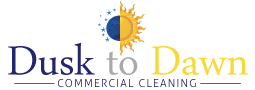 Dusk to Dawn Commercial Cleaning Services logo